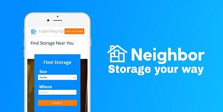 Peer-To-Peer Self-Storage Company Neighbor Raises $2 5