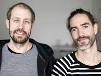 Dr. Douglas Bakkum and Jonas Schnelli