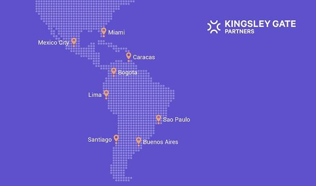 LA Post LinkedIn Kingsley Gate Partners - Tech Company News