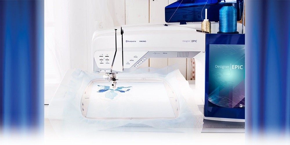 HUSQVARNA_VIKING_Sewing_Machine