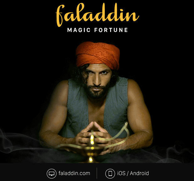 Meet Faladdin - A Free Artificial Intelligence Fortune