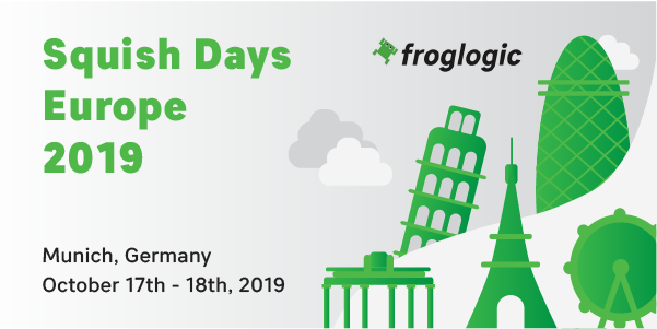 Froglogic Announces First Annual User Conference, Squish Days Europe